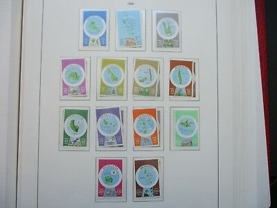 Vanuatu Stamps - Sets (MNH) - Excellent Items, Must Haves! (A1260)