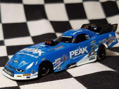 2017 John Force Peak 1:64th NHRA Chevrolet Camaro Funny Car