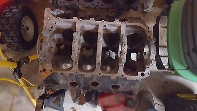 1968 PONTIAC 400 Ys Engine Block Gto/firebird 9790071 1969 1967 1970 Ys