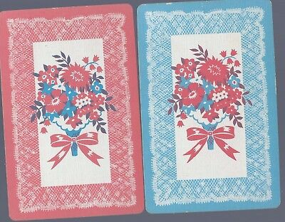 Swap Playing Cards  FLOWERS