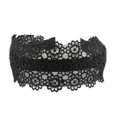 Wide Lace Headband Hollow Sunflower Hair Hoop Boho Headpiece Hair Wrap Women