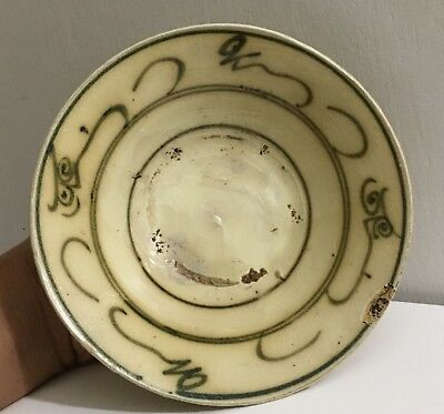 Chinese Antique Bowl Kitchen Qing ware Circa 1600's