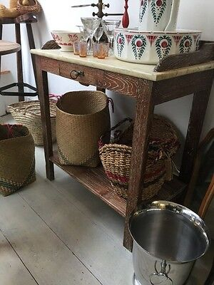 French Wash Stand