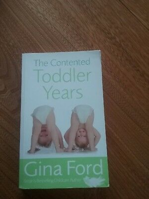 Gina Ford The Contented Toddler Years
