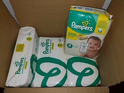 Pampers Premium Protection New Baby Windeln Gr. 2 Mini (3-6 kg) - 151 Stk.