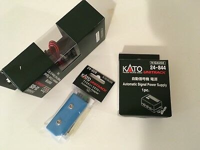 Kato Unitrack N Scale Automatic Signal Kit *NEW*