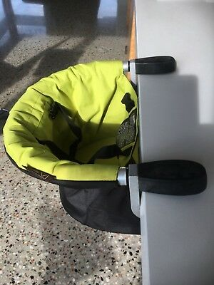 Mountain buggy pod highchair portable - lime