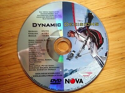 Dynamic Decisions  Dvd