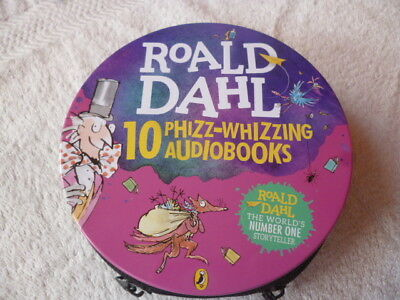 ROALD DAHL 29 CD's Audiobooks BFG Witches Twits Charlie Chocolate Factory Mr Fox