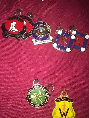 Australian Marching Medals