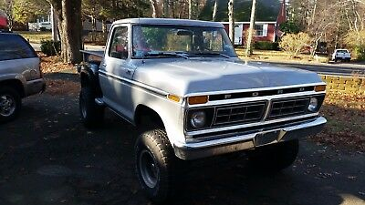 1977 Ford F-100  1977 ford