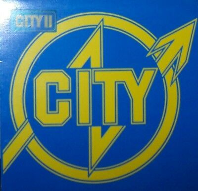 City - City II - Vinyl LP