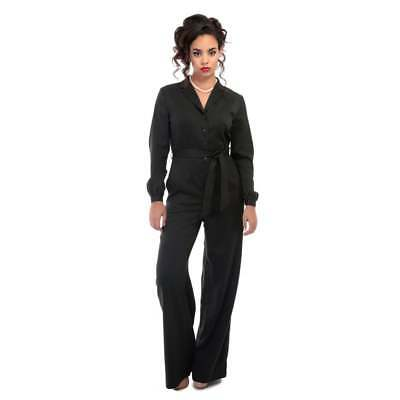 Collectif Vintage Jacqueline Jumpsuit