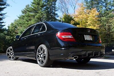 2014 Mercedes-Benz C-Class C300 Sport - AMG Sport Plus 2014 Mercedes-Benz C300