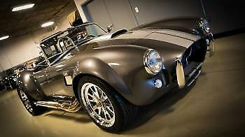 1965 Backdraft Racing Custom Cobra RT3 1965 Backdraft Racing Cobra - 427ci