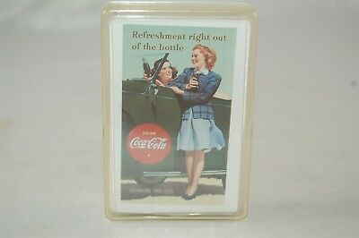 Coca Cola Coke Deck Playing Cards Dearborn MI July 1993 Sealed Car Ladies New