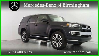 2014 Toyota 4Runner Limited 2014 Limited Used 4L V6 24V Automatic 4WD SUV Premium Moonroof