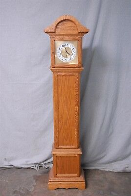 Franz Hermle Chiming Grandfather Clock -Local Pickup Only-