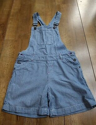 Fatface girls shorts dungarees age 12-13 years