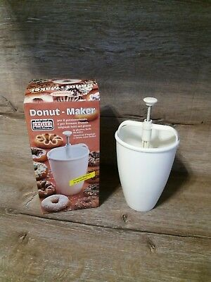 Donut Maker Original Kaiser Backform Donuts portionieren und formen