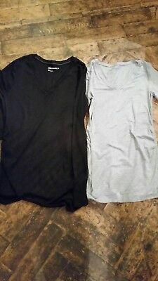 2 x Gap Maternity Tops size Small 8/10