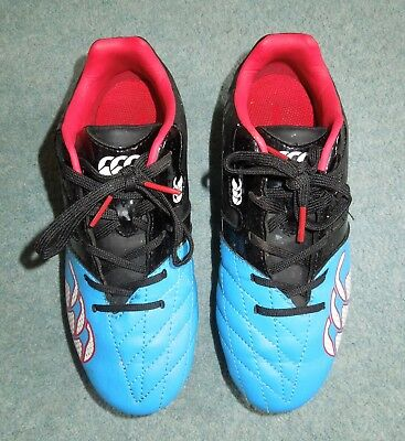 Superb Canterbury junior rugby boots UK 2