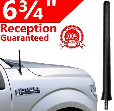 """THE ORIGINAL""  6 3/4"" ANTENNA MAST - FITS: 2009-2018 Ford F-150"