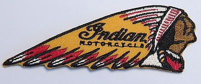 Indian Motorcycles Shape Patch (Pwp013)