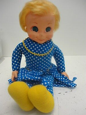 1967 MATTEL Mrs. Beasley Doll -Good Cosmetic Condition