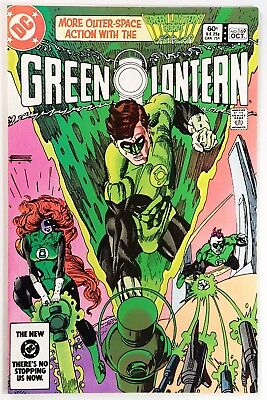 GREEN LANTERN #169 VF, Triple Lantern Cover, Holiday GL Auction - Combined Ship!