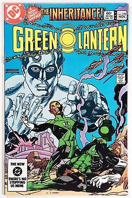 GREEN LANTERN #170 VF, Gil Kane Cover, Holiday GL Auction Combined Ship!