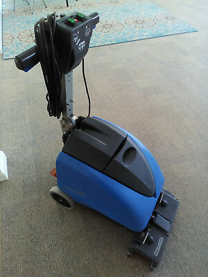 Numatic Twintec TTQ1535 Floor Scrubber Dryer, Corded 240V Floor Cleaning Machine