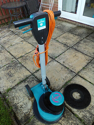 "Truvox Orbis 17"" Floor Polisher / Buffer 400RPM (Floor Cleaning Rotary Machine)"