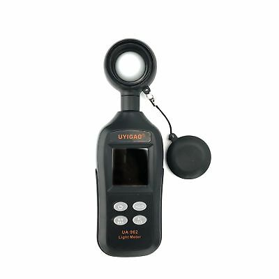 High Accuracy Intelligent Light Meter Test Fast Response  LCD Display Backlight