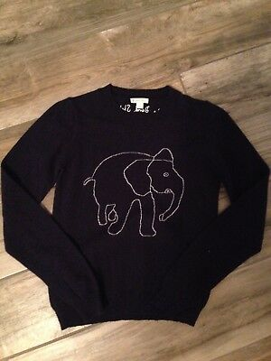 J. Crewcuts David Sheldrick Lightweight Sweater - Size 14