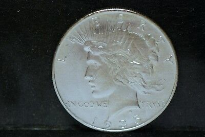 USA, 1935 Peace Dollar, silver, Extremely Fine, cleaned, No Reserve,          gB