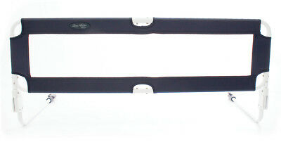 Love n Care Maxima Safety Bed Rail Bedrail Bed Guard Navy - Used
