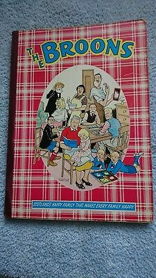 the broons annual 1961