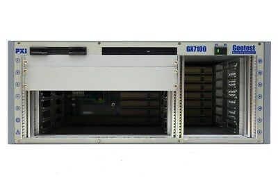 Geotest GX7100 3U/6U 14-Slot Combination cPCI & PXI Chassis with CD-ROM & Floppy