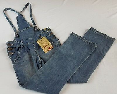 Girls Everyday Overalls Blue Jeans Children's Place TCP Size 10 NEW NWT