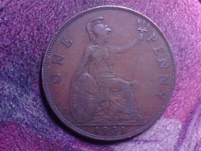 Great Britain   One   Penny  1931