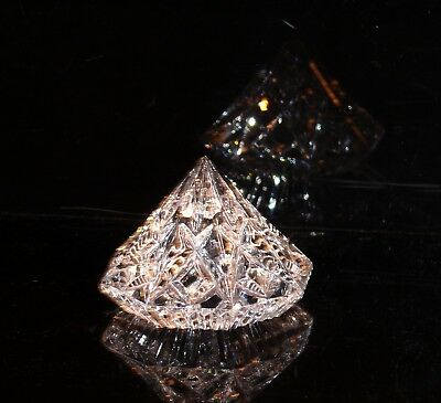 Waterford Ireland Crystal Lismore  Diamond  Reduced For Christmas