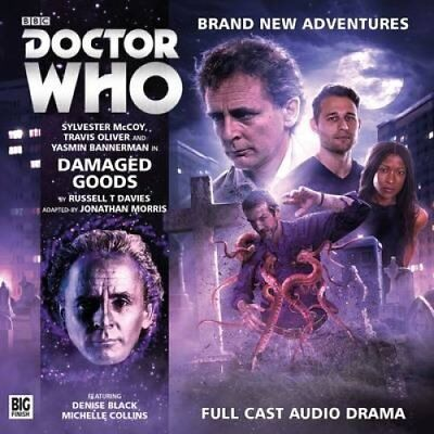 Doctor Who: Damaged Goods by Russell T. Davies, Jonathan Morris (CD-Audio, 2015)