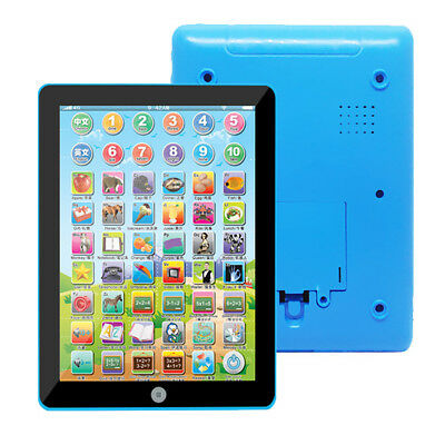 Functional Pad For Kid Child Learning Educational Computer Tablet Mini Teach Toy