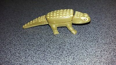 Cadbury YOWIES  Series 1  Spiny Skink, toy collectible  NO info paper