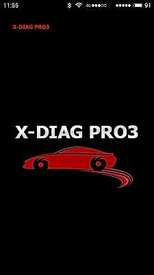 Software x-Diag pro3 FULL