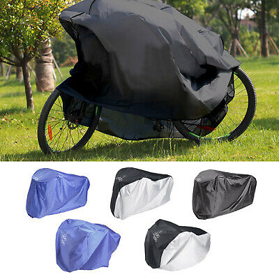 Bike Bicycle Cycle Scooter Rain Dust Cover Water Resistant Prottector Case