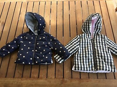 2 X Kids Unisex Jackets COUNTRY ROAD
