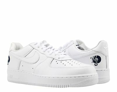 release date: 66416 fd377 Nike Air Force 1  07 RocaFella White White Men s Basketball Shoes AO1070-101
