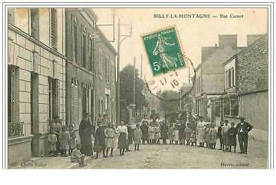 15.RILLY LA MONTAGNE.RUE CARNOT.&sect &sect